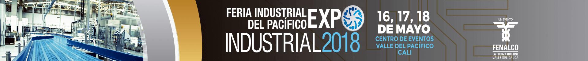 Expoindustrial 2018 - Feria Industrial del Pacífico
