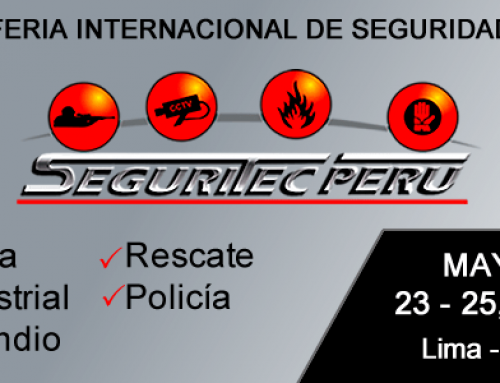 Feria Internacional de Seguridad SEGURITEC PERU