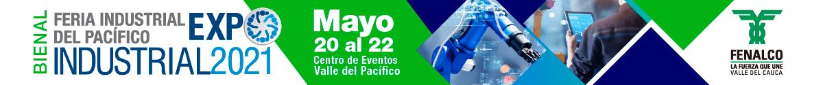 Expoindustrial 2021 - Feria Industrial del Pacífico