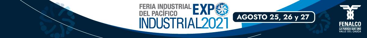 Expoindustrial 2021 – Feria Industrial del Pacífico Logo