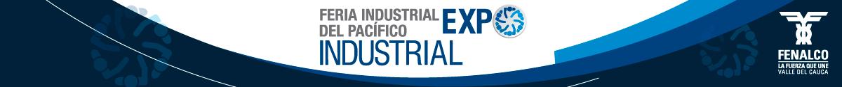 Expoindustrial – Feria Industrial del Pacífico Logo